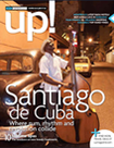 WestJet's Up! Magazine